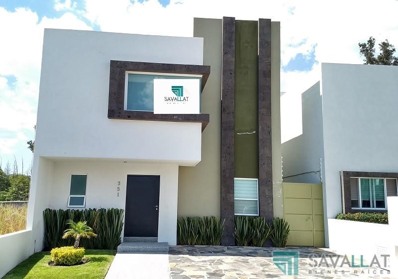Savallat bienes raices casa en renta lomas de for Casas modernas juriquilla queretaro